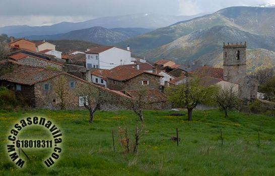 Casas rurales en avila casa rural pantizuela i avila gredos casas en avila para el turismo - Casas rurales en avila baratas ...